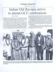 Pakistan Observer 20-04-14