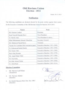 Result of Election 2014 copy