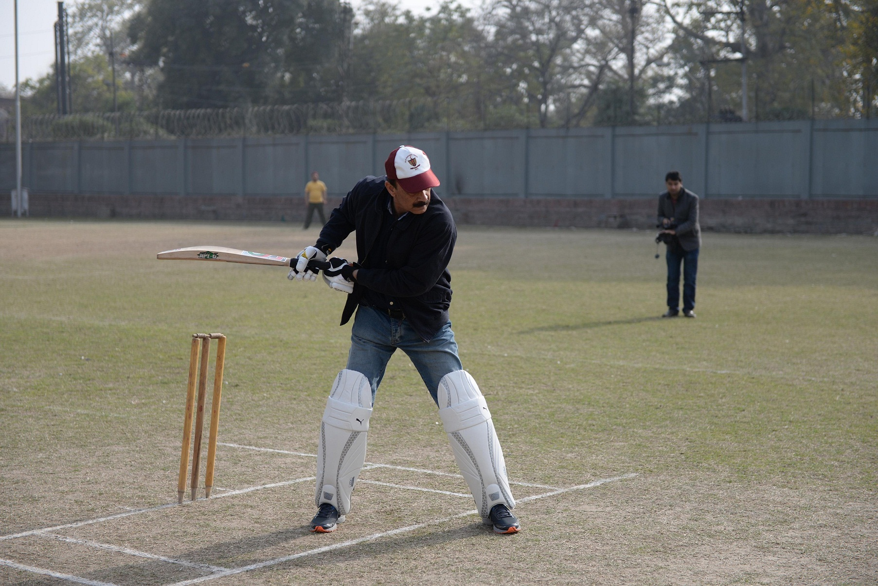 Mr. Lashari on backfoot