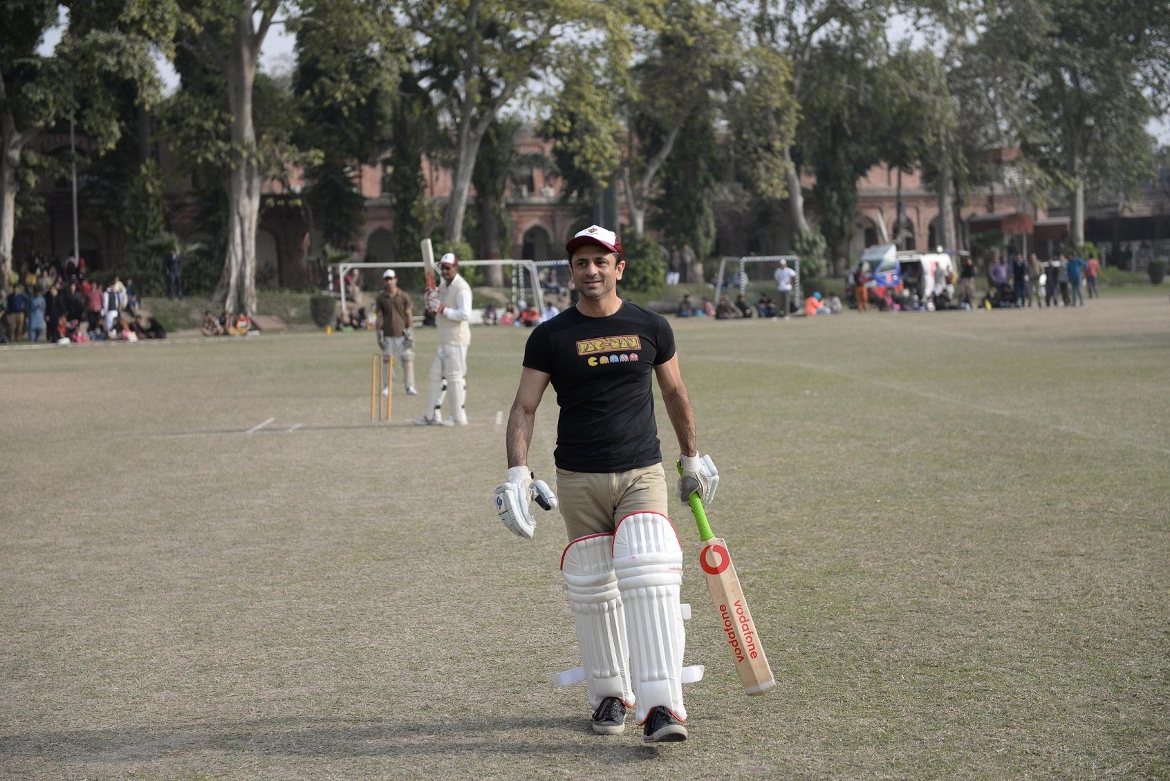 Mr. Tahir Ali